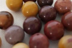 Mookaite-beads