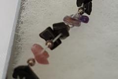 Purple-Fluorite-Black-and-Red-Tourmaline-bracelet-14.00