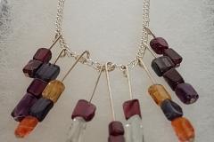 Garnet-Iolite-Amethyst-Citrine-Carnelian-Aquamarine-and-Peridot-necklace-10.00