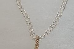 Wired-Silver-Aventurine-necklace-12.00
